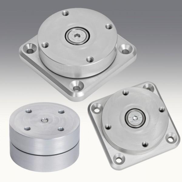 Dreheinheit Aluminium ohne Rastung