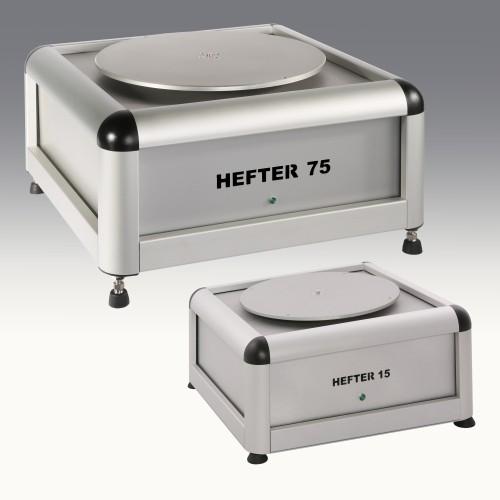 Fotodrehteller HEFTER Halbautomatisch